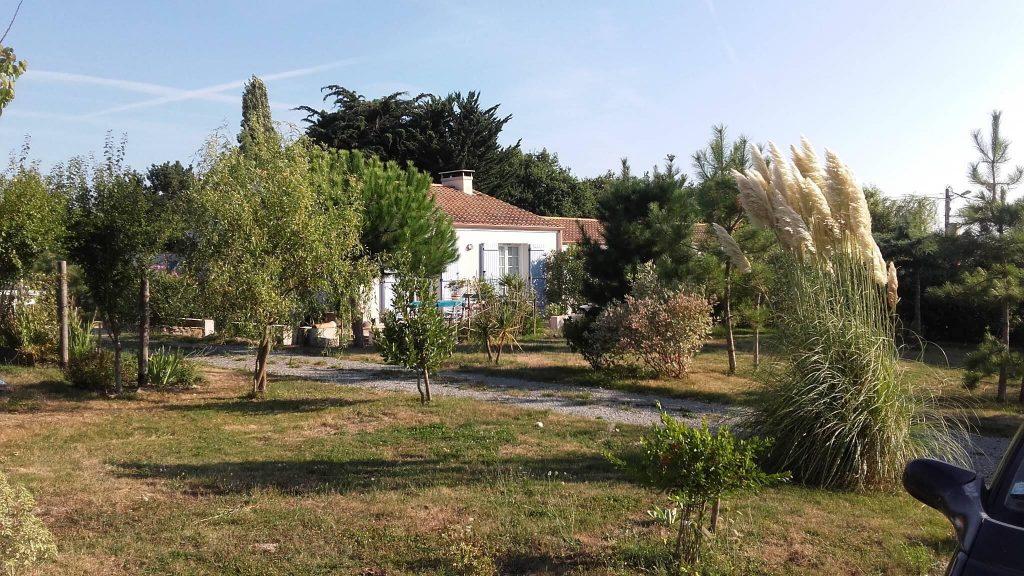 location maisons vacances à Moutiers en Retz