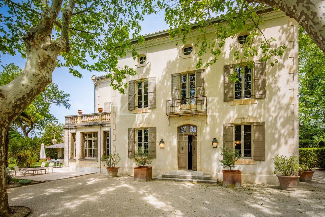 Trouver son bien de Luxe à Saint-Rémy-de-Provence